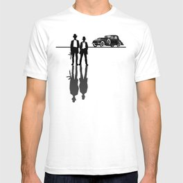 Roaring 20s Gangster Mob Mafia 1920s Gift T-shirt