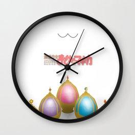 Puella Magi Madoka Magica Wall Clock
