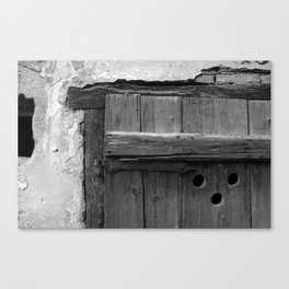 in out Canvas Print