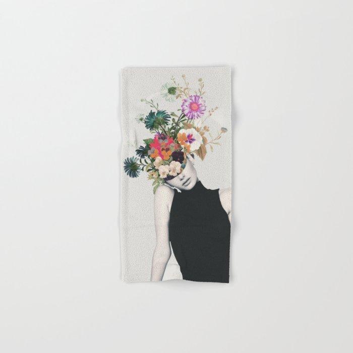 Floral beauty Hand & Bath Towel