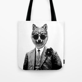 Uncle Albert Tote Bag