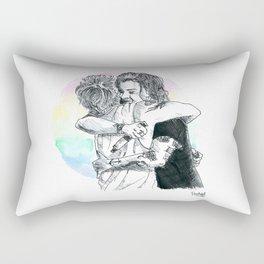 Larry Hug 2015 Rectangular Pillow