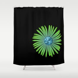 Greener practices for the Blue Planet Shower Curtain