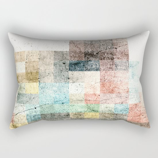 concrete II Rectangular Pillow