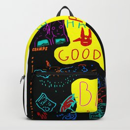 Bad to good Backpack