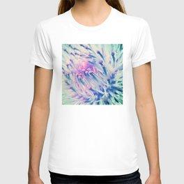 PINK THISTLE BLOOM III T-shirt
