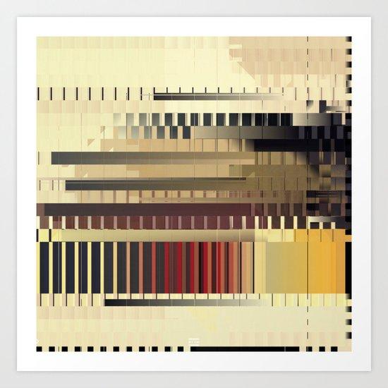 SQR/15 Art Print