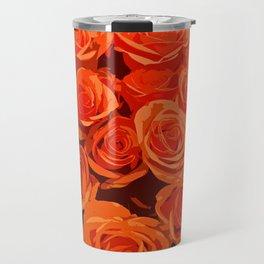 Bountiful Bouquet-d Travel Mug