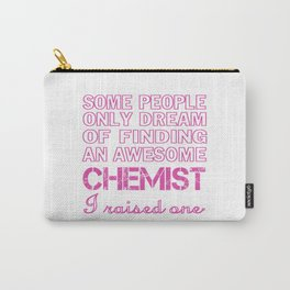CHEMIST'S MOM Carry-All Pouch