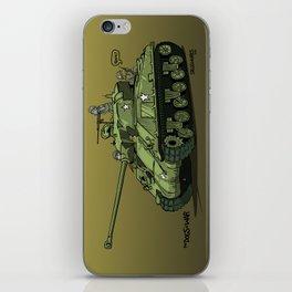 Dogs of War: Sherman Tank iPhone Skin