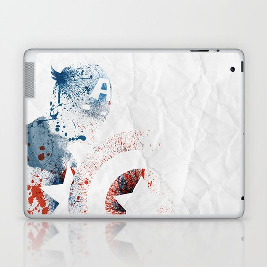The Soldier Laptop & iPad Skin