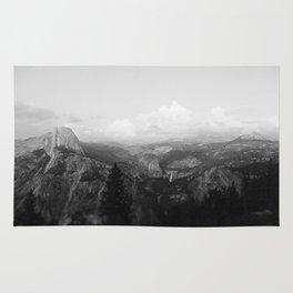 Yosemite x Glacier Point Rug