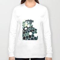 california Long Sleeve T-shirts featuring California by Bakmann Art