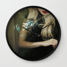 The Funeral Wall Clock