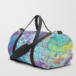 Star Burst Duffle Bag