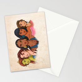 DREAMWORKS HEROINES Stationery Cards