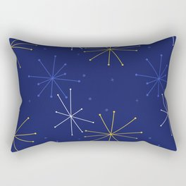 an atomic holiday Rectangular Pillow