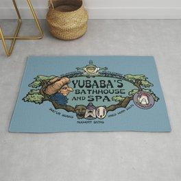 Yubaba's Bathhouse Rug