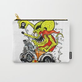 Ed Roth Rat Fink Racing Team Carry-All Pouch
