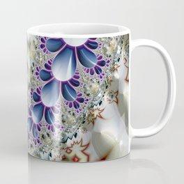 Birth of the Sea Slugs Fractal Coffee Mug