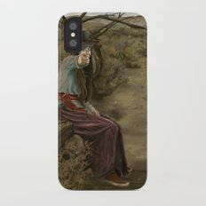 Back Off iPhone X Slim Case