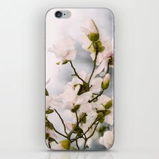 Just A Sigh Away iPhone & iPod Skin