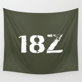 18Z Special Forces Wall Tapestry