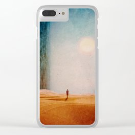 So, Where Were You? Clear iPhone Case