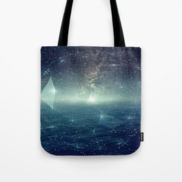 ...The Stars, Look How They Shine For You Tote Bag