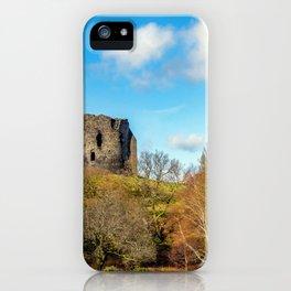 Dolbadarn Castle iPhone Case