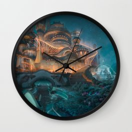 jon bellion album 2020 dede2 Wall Clock