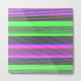 Audio Spectrum Test Tones Metal Print