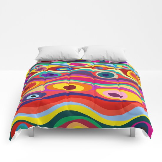 STRATA Comforters