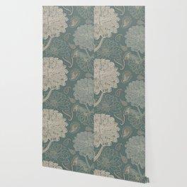 Cocoa Paisley VI Wallpaper