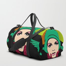 """Twiggy Pop Color"" Duffle Bag"
