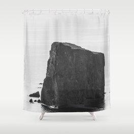 Rocher Percé Shower Curtain