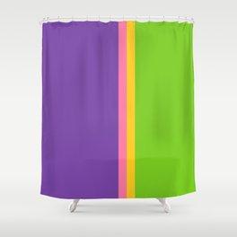 Sapphic Shower Curtain