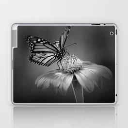 Butterfly B&W Laptop & iPad Skin