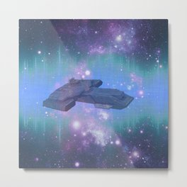 10,000 light years from home Metal Print