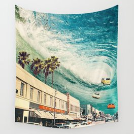Portal to Summer Wall Tapestry