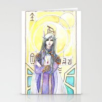 warcraft Stationery Cards featuring Ancient by paramonos