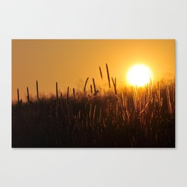 Apollo Sunset Canvas Print