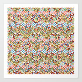 Design Confections Cacophony Art Print