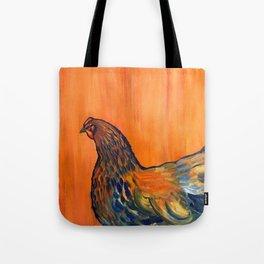 Orange Chicken Tote Bag