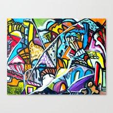 Shirakawago 白川村 Canvas Print