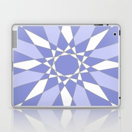 Blue Crystal Laptop & iPad Skin
