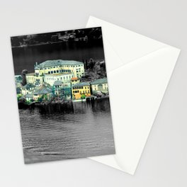 Lago d'Orta Stationery Cards
