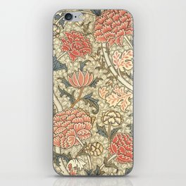 "William Morris ""Cray"" 1. iPhone Skin"