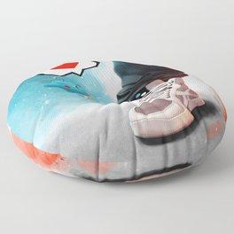sneaker Love Floor Pillow