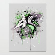 Recently Deceased Canvas Print
